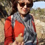 Находки - рядом с Хурват Эйтав, древней усадьбы периода крестоносцев