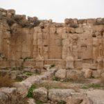 Зал с колонами и пиластрами в Нижнем Иродионе