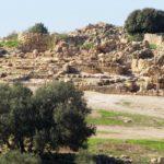 Раскопки в Хурват Бургин