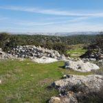 Вид на горы Хеврона с Хурват Бургин