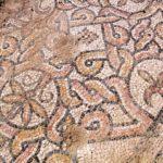 Мозаика в Хурват Бургин