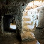 Подземные проходы повстанцев, Хурват Бургин
