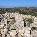 Вид на север, в сторону Бейт Шемеша и Гуш Эциона, Хурват Бургин
