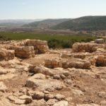 Ворота Шаараима на фоне долины Эла