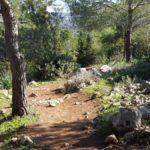 Пешеходный маршрут Эйн Мата, горы Иерусалима