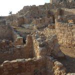Неби-Самуэль - археологические раскопки квартала Хасмонеев возле Иерусалима
