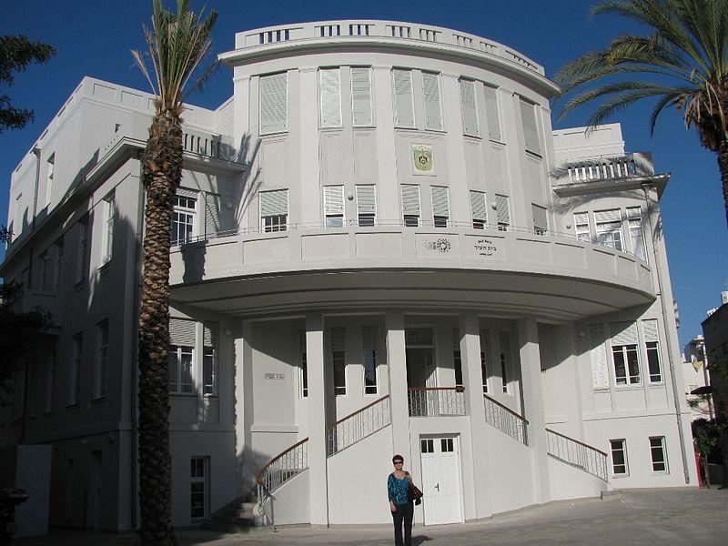 Тель-Авив - Бялик