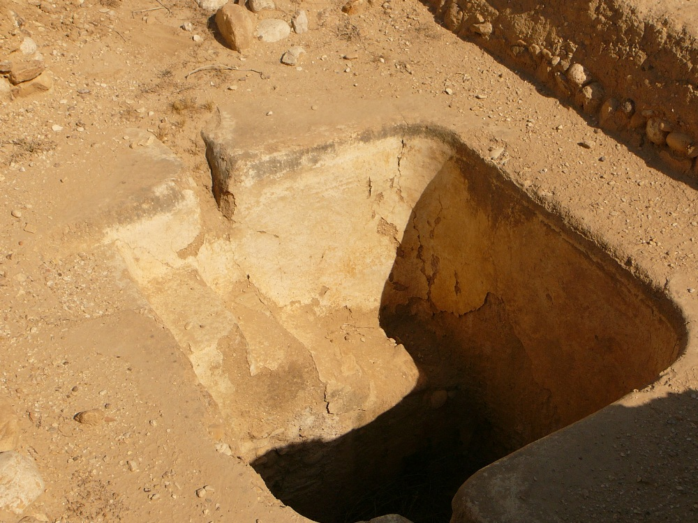 В то время законы ритуальной чистоты широко распространились в народе, здесь же находилась частная резиденция первосвященников из династии Хасмонеев