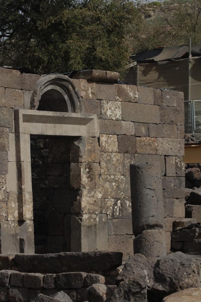 Синагога Ум-эль-Канатир на Голанах