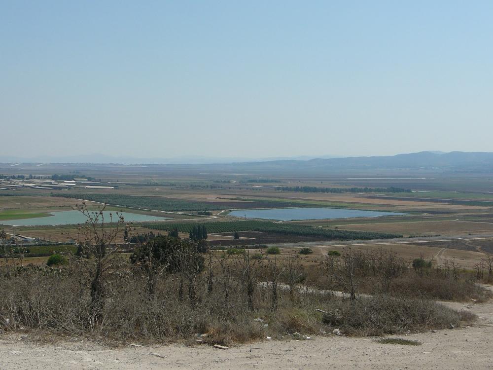 Изреельская Долина