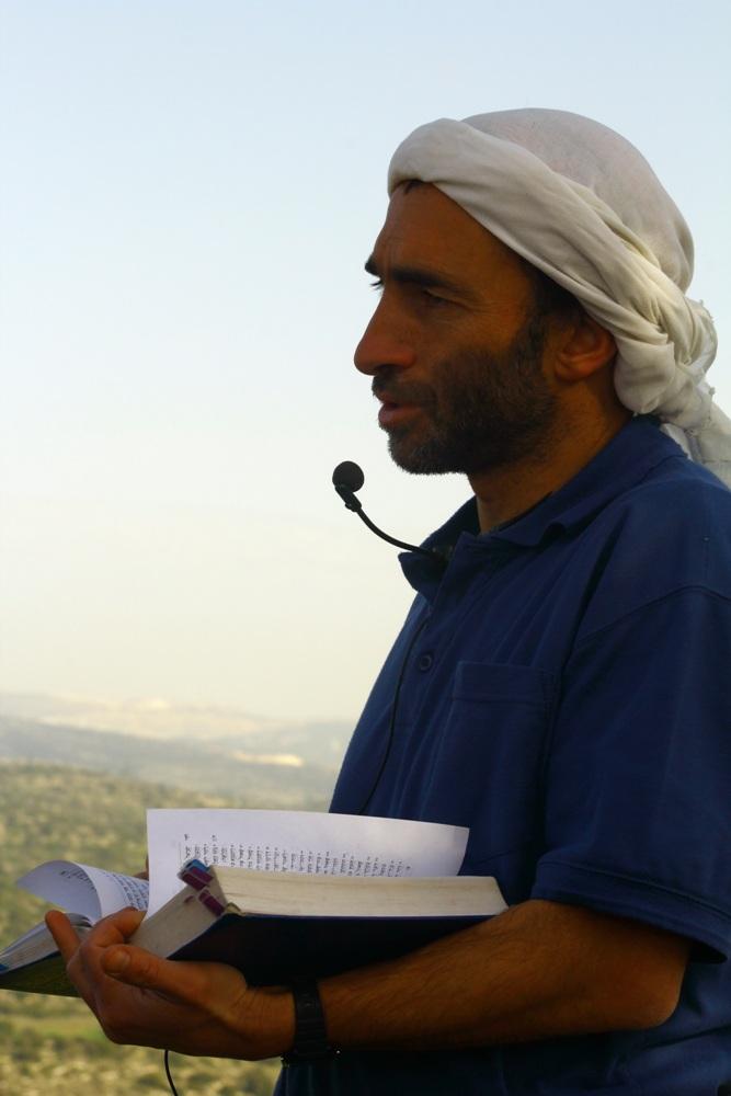 Арье Парнис - экскурсовод по Израилю