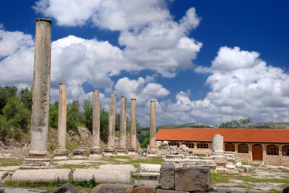 Римская базилика - центр общественной жизни города