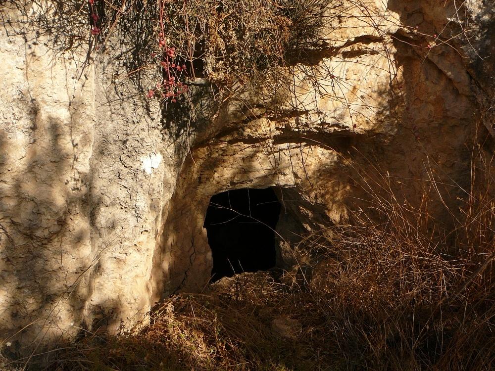 Семейные еврейские склепы времен Первого и Второго Храма