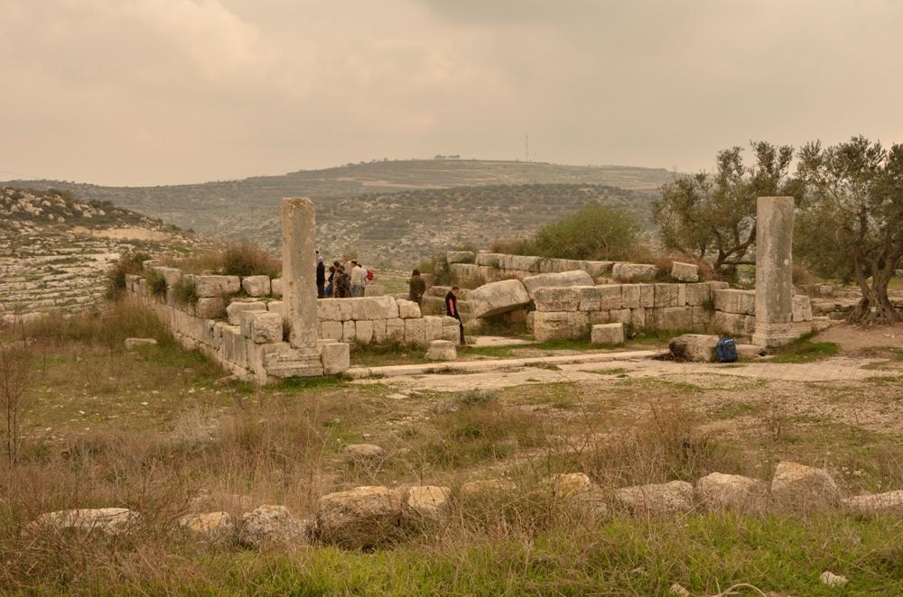 Экскурсия по синагоге Хурват Самара