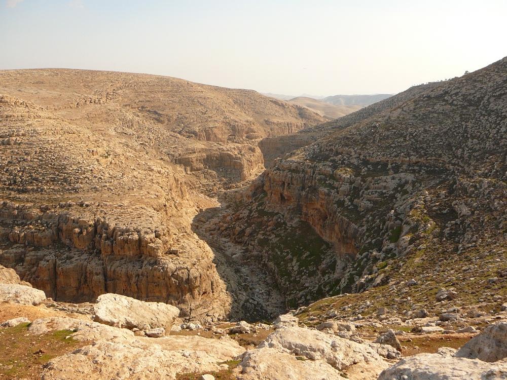 Вади Кельт - арабское название ущелья, по названию одного из источников в продолжении ущелья - Эйн Кельт