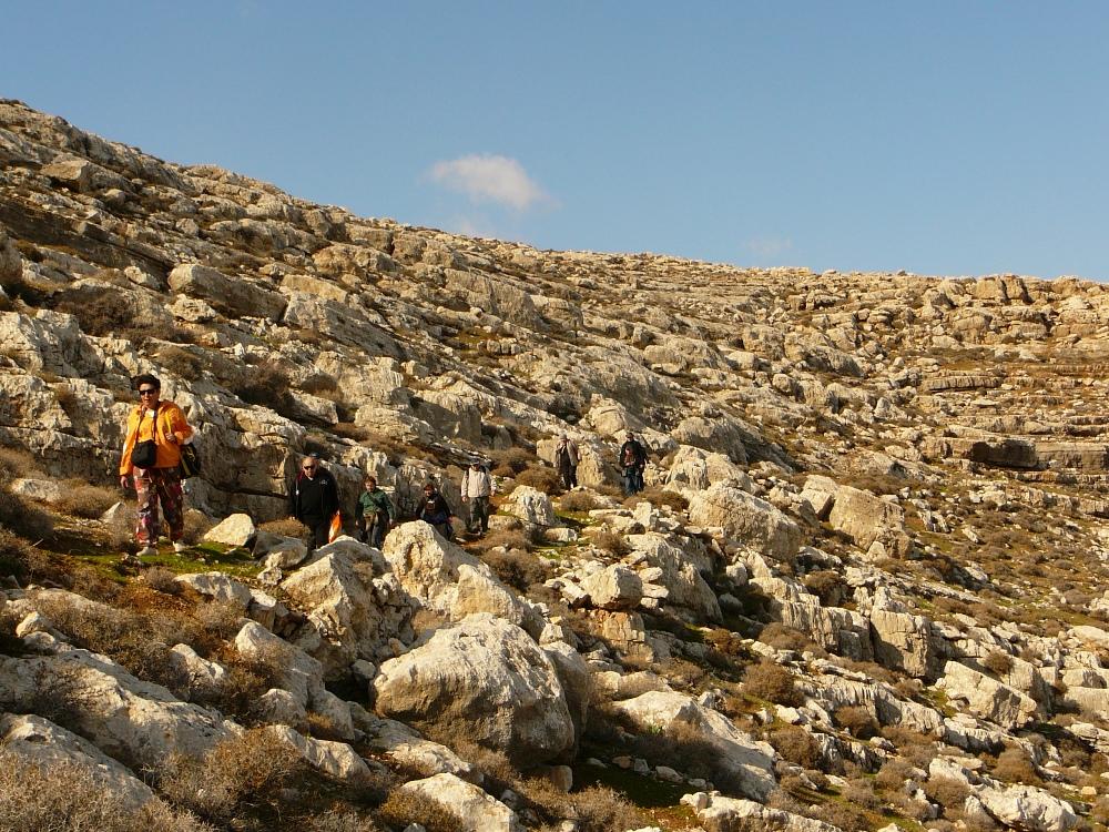Экскурсия в ущелье Прат - Вади Кельт