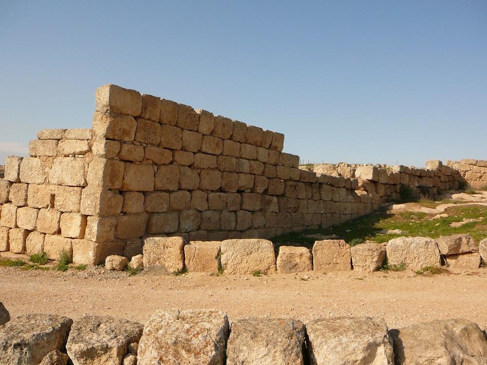 Стены Сусии