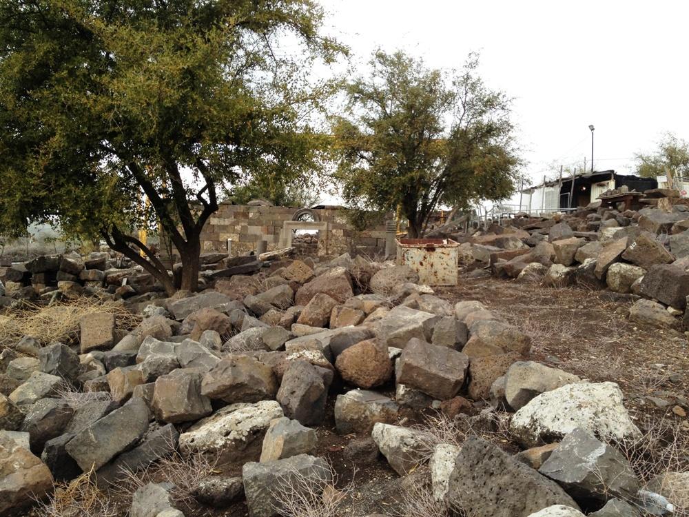 Это землятресение разрушило Бейт Шеан и многие другие города Земли Израиля