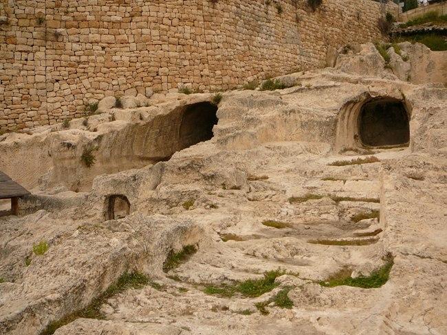 Захоронения Дома Давида
