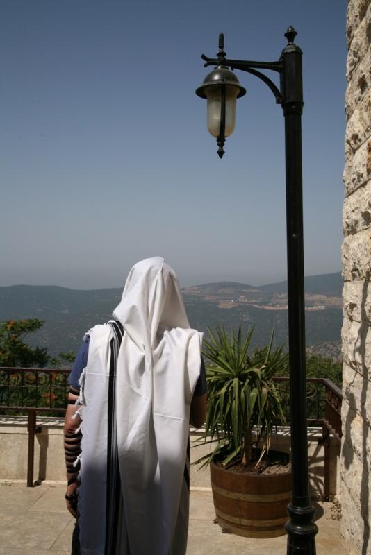 Цфат - из 4-ех святых городов Земли Израиля