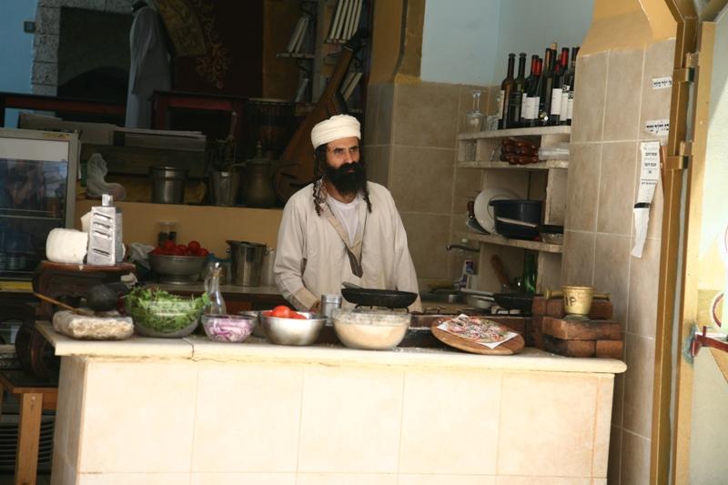 Кулинария Цфата