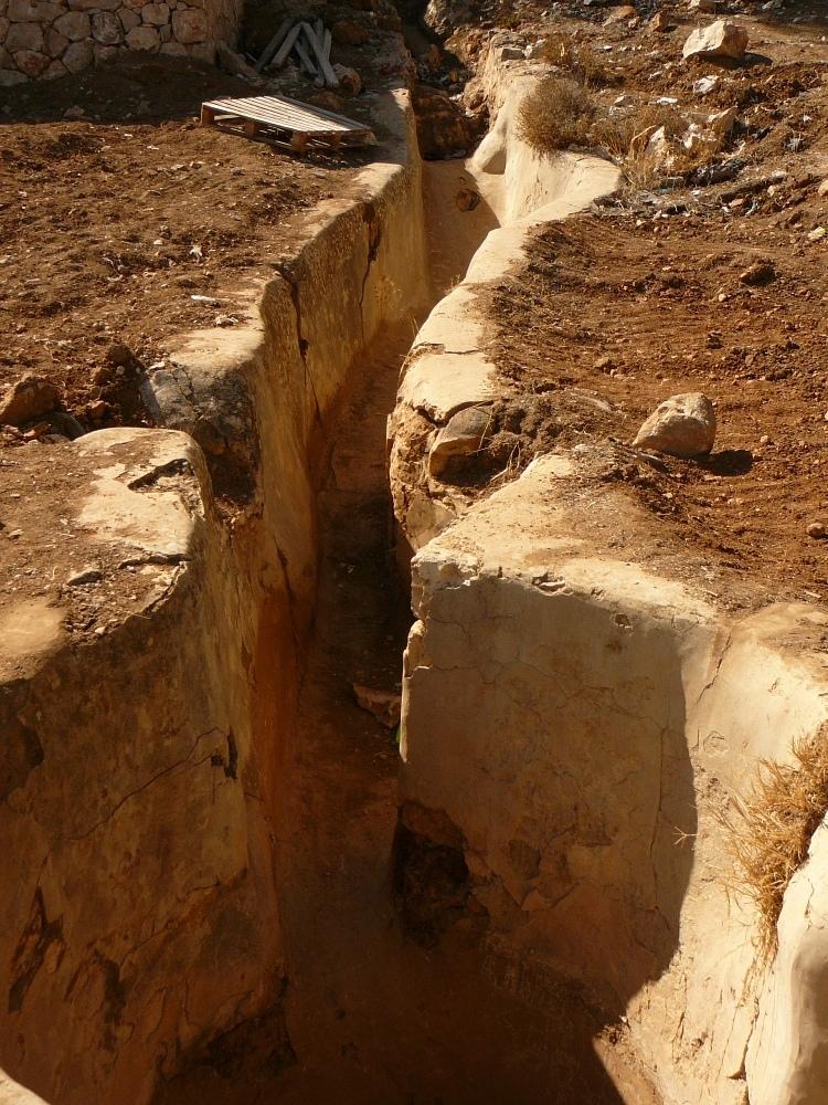 очистительная яма акведука