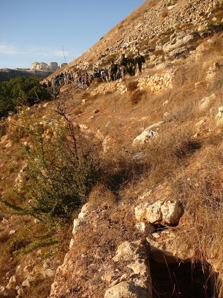акведук Биар, построенный Иродом, вел воду в сторону бассейнов Шломо