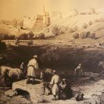 Старые гравюры - экскурсии по Иерусалиму