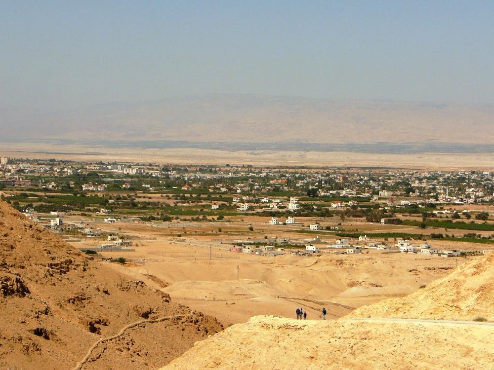 Йерихо был первым городом завоеванным еврейским народом в Земле Обетованной