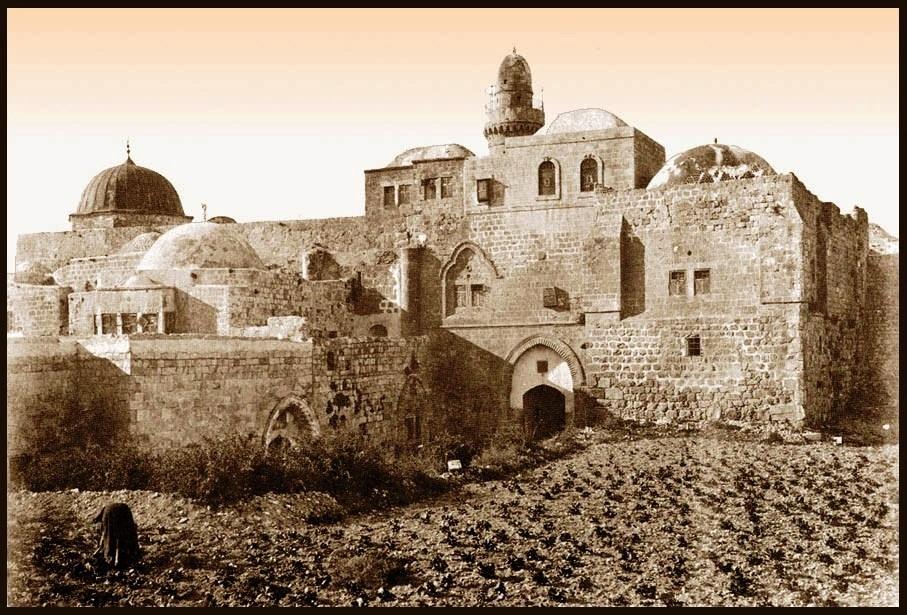 Гробница царя Давида