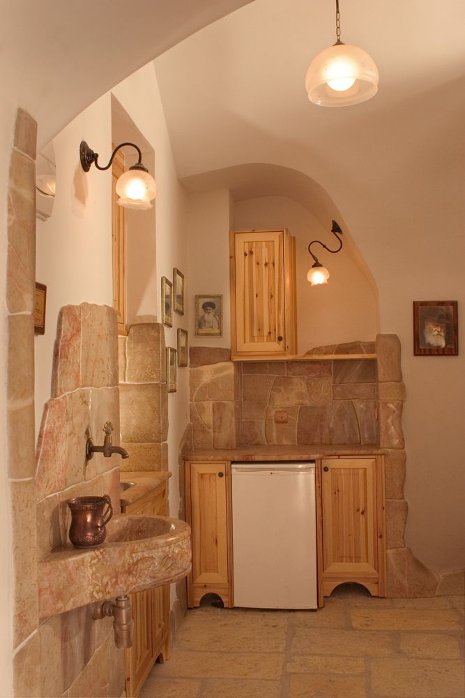 Кухонный уголок синагоги