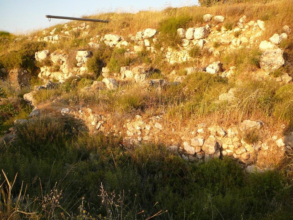 Период еврейского заселения Израиля - раскопки Тель Шило
