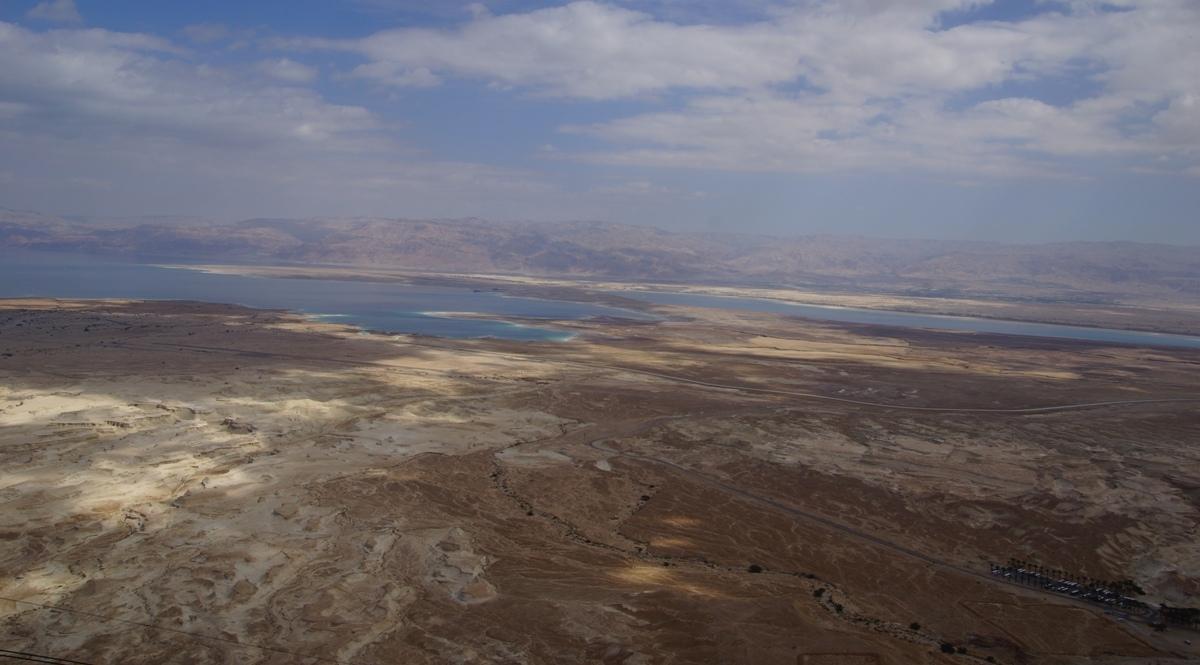 Масада и Эйн Геди – классика Мертвого моря