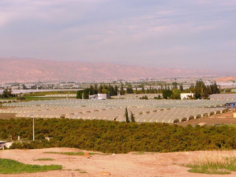 Долина Суккот, Иордания