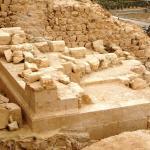 Иродион и Ткоа - в царских хоромах, на краю пустыни